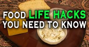 10 Briliant Food Life Hacks You Need to Know