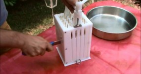 Genius BBQ Meat Cutter