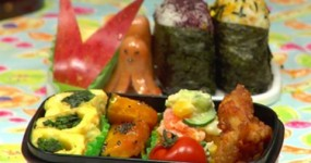 How to Make Bento Lunch Box (Recipe)