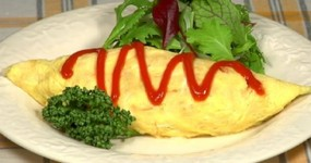 How to Make Omurice (Omelette Fried Rice Recipe)