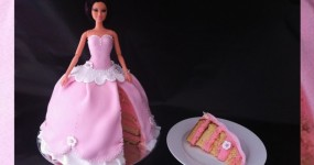 How to Make Princess Birthday Cake