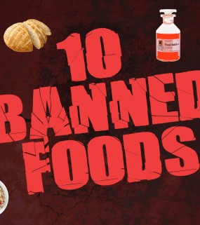 10 American Foods That Are Already Banned in Other Countries