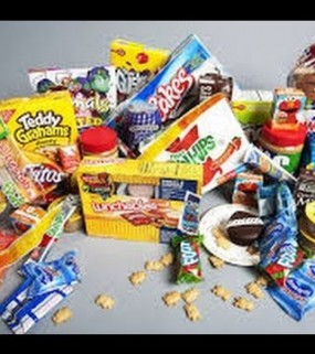 Lots of Pre-Packaged Foods Banned in Other Countries